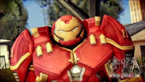 Hulkbuster Iron Man v1 für GTA San Andreas dritten Screenshot