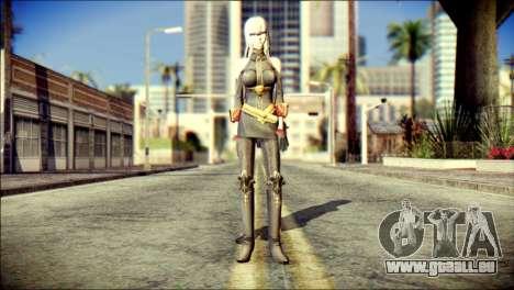 Selvaria Bles für GTA San Andreas