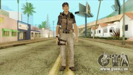 COD Advanced Warfare Jon Bernthal Security Guard für GTA San Andreas