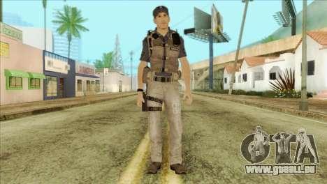 COD Advanced Warfare Jon Bernthal Security Guard pour GTA San Andreas