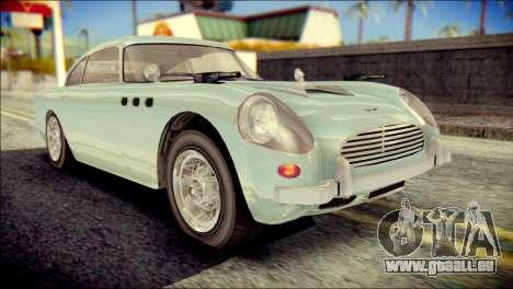 GTA 5 Dewbauchee JB 700 IVF pour GTA San Andreas
