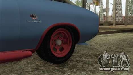 GTA 5 Imponte Dukes ODeath IVF pour GTA San Andreas vue de droite