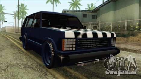 Huntley Street pour GTA San Andreas