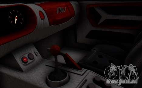 Bullet PFR v1.1 HD für GTA San Andreas Motor
