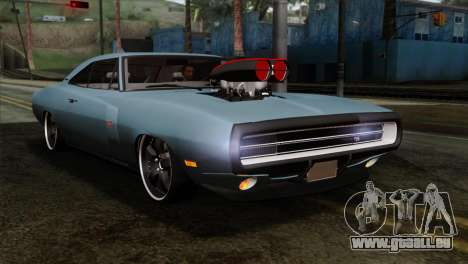 Dodge Charger RT 1970 pour GTA San Andreas