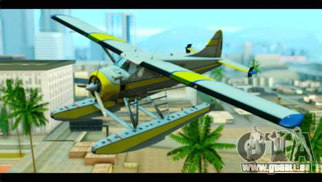 GTA 5 Sea Plane pour GTA San Andreas