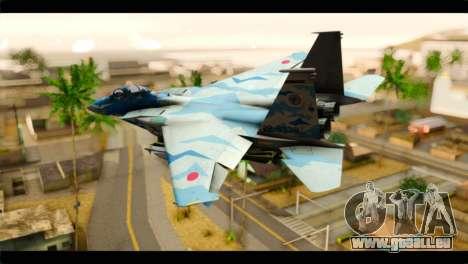 F-15E 303rd TFS Fighting Dragons pour GTA San Andreas laissé vue