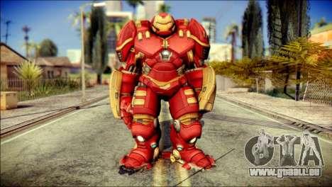 Hulkbuster Iron Man v1 für GTA San Andreas