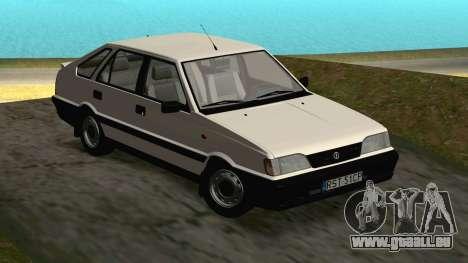 Daewoo FSO Polonez Caro Plus ABC 1999 pour GTA San Andreas vue arrière