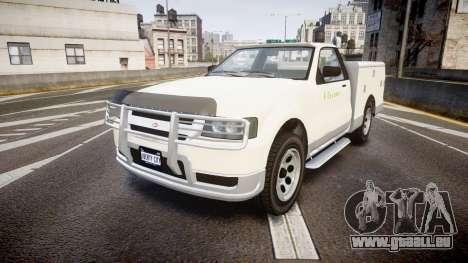 GTA V Vapid Utility Truck für GTA 4