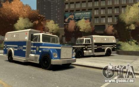 GTA 3 Enforcer HD pour GTA 4