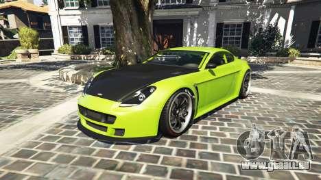 Instant Customs v1.0 für GTA 5