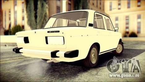 VAZ 2106 Stoke für GTA San Andreas linke Ansicht