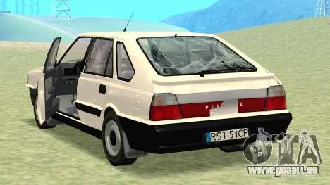 Daewoo FSO Polonez Caro Plus ABC 1999 pour GTA San Andreas roue