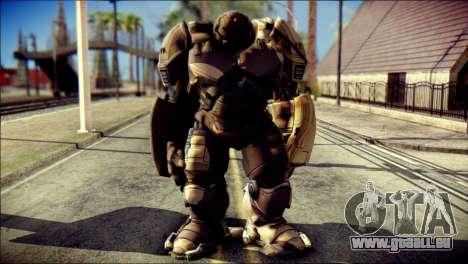 Hulkbuster Iron Man v2 für GTA San Andreas