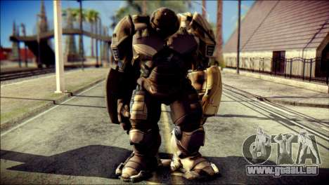 Hulkbuster Iron Man v2 pour GTA San Andreas