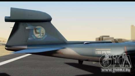 Northrop Grumman EA-6B ISAF für GTA San Andreas rechten Ansicht