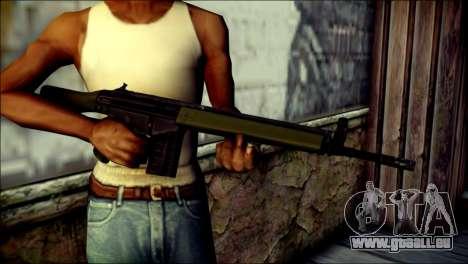 HK G3 Normal pour GTA San Andreas troisième écran