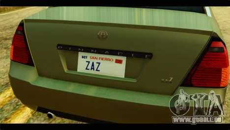 GTA 4 Pinnacle für GTA San Andreas Rückansicht