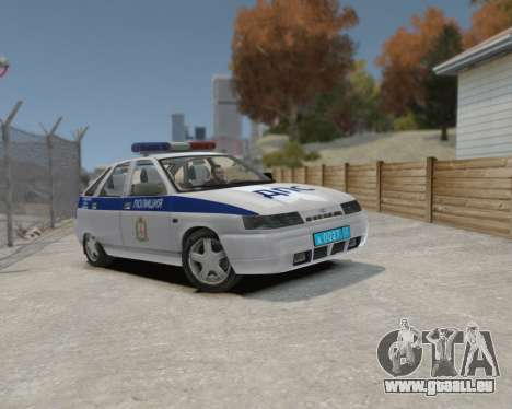 VAZ 2112 DPS pour GTA 4
