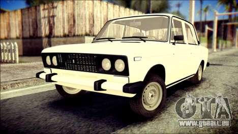 VAZ 2106 Stoke für GTA San Andreas
