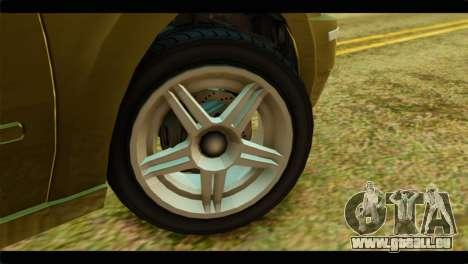 GTA 4 Pinnacle für GTA San Andreas zurück linke Ansicht