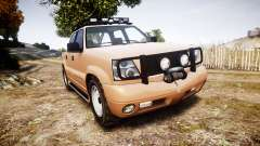 Albany Cavalcade FXT Offroad 4x4 pour GTA 4