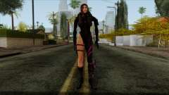 Jessica Sherawat from Resident Evil Revelations für GTA San Andreas