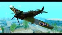Supermarine Spitfire F MK XVI 318 SQ