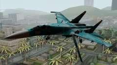 SU-27 Flanker A Warwolf Squadron