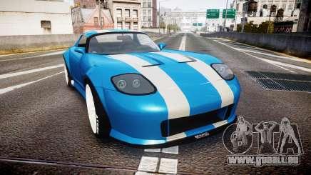 Bravado Banshee Double Stripe für GTA 4