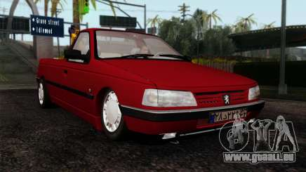 Peugeot 405 Pickup pour GTA San Andreas