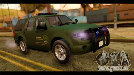 Ford Expedition 2009 SANG für GTA San Andreas