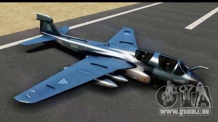 Northrop Grumman EA-6B ISAF pour GTA San Andreas