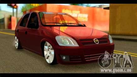 Chevrolet Celta VHC 1.0 pour GTA San Andreas