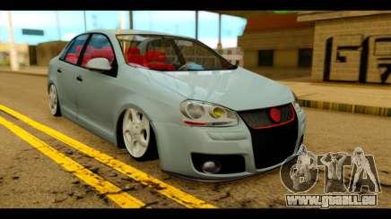 Volkswagen Bora pour GTA San Andreas