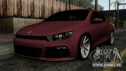 Volkswagen Scirocco R pour GTA San Andreas