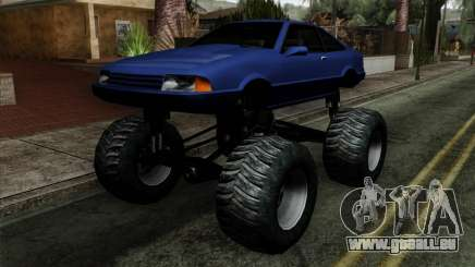 Monster Cadrona pour GTA San Andreas