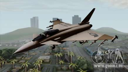 Eurofighter Typhoon 2000 UPEO pour GTA San Andreas