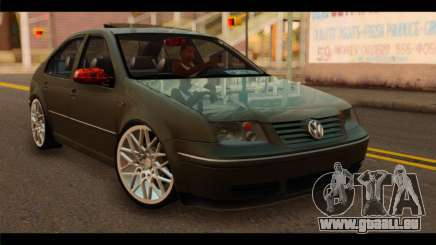 Volkswagen Bora 2007 pour GTA San Andreas