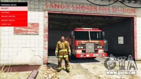 GTA 5 Die mission des Feuers v2.0