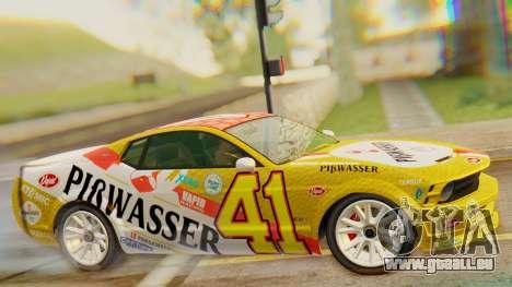 GTA 5 Vapid Dominator Pisswasser IVF pour GTA San Andreas vue de droite