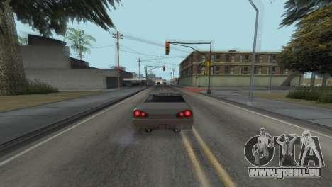 Verbesserte Physik zu fahren für GTA San Andreas siebten Screenshot