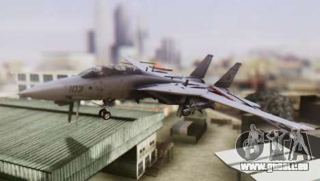 F-14A Tomcat VF-33 Starfighters für GTA San Andreas