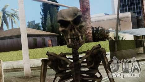 Skeleton Skin v2 pour GTA San Andreas