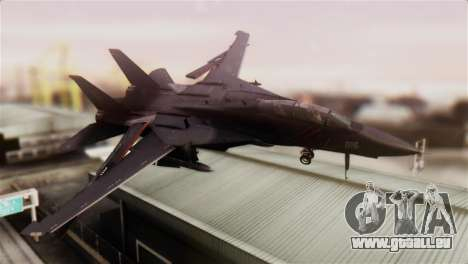 Grumman F-14D Super Tomcat für GTA San Andreas