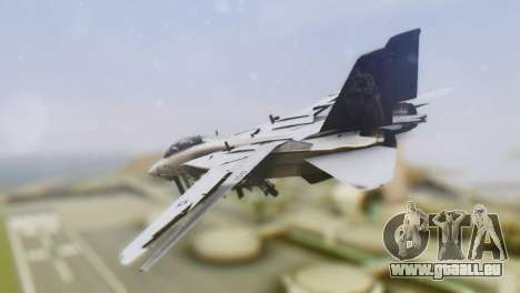 Grumman F-14A Tomcat für GTA San Andreas linke Ansicht