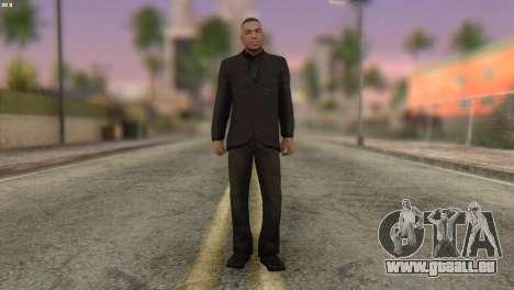 Luis Lopez Skin v2 pour GTA San Andreas