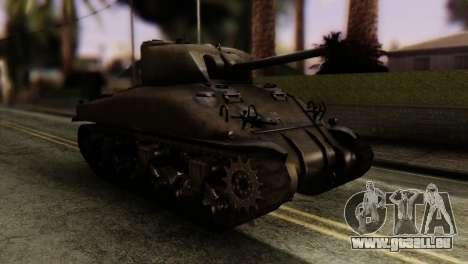 M4 Sherman v1.1 für GTA San Andreas