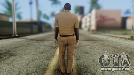 Post OP Skin from GTA 5 für GTA San Andreas zweiten Screenshot